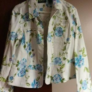 Lemon grass jacket
